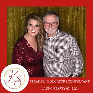 2020-02-13 Karli Sherman's Launch Party