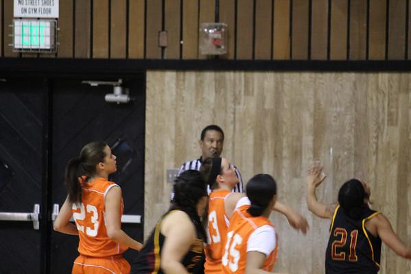 LCC Basketball vs Redwoods 2014