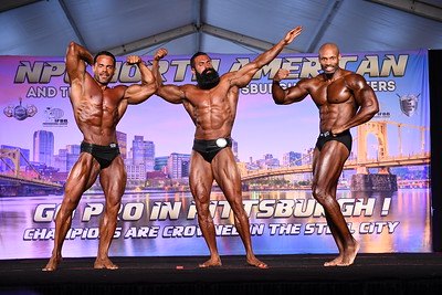 Classic Physique 40+ Overall