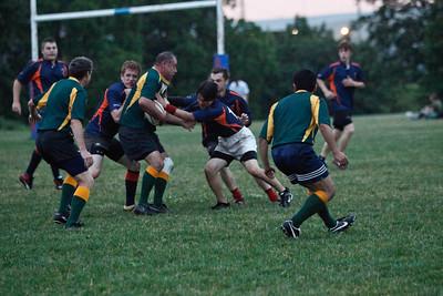 Rugby: Burlington Centaurs vs Niagara Old Boys 2009 June 17