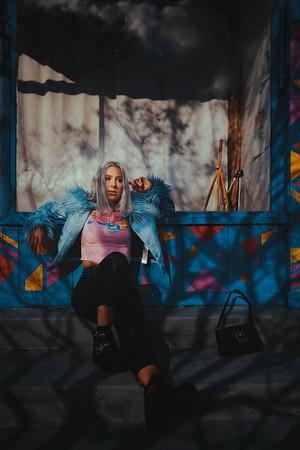 Hannah Rose City Shoot