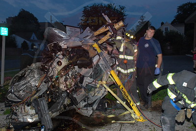 West Islip F.D. MVA w/ Overturn and Entrapment E. Bay Dr. and Montauk Hwy. 6/29/10