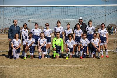 Fighting Eagles Girls Soccer
