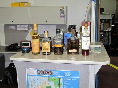Des Plaines Whiskey Tasting