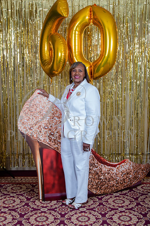 Lady Ollie Reeves 60th Celebration