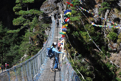Lukla-the start of trekking