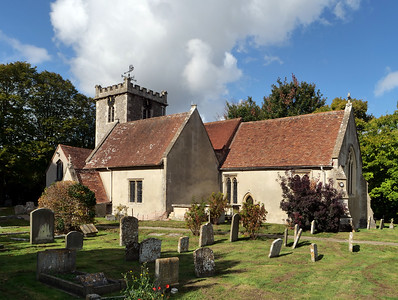 All Saints, Church of England, Church Hill, Chilton, OX11 0SH