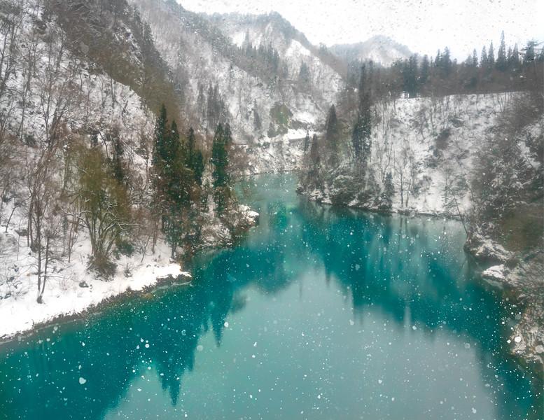 Train Journeys in Northern Japan