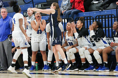 BHS GIRLS vs HOPKINS, Jan 26, 2018