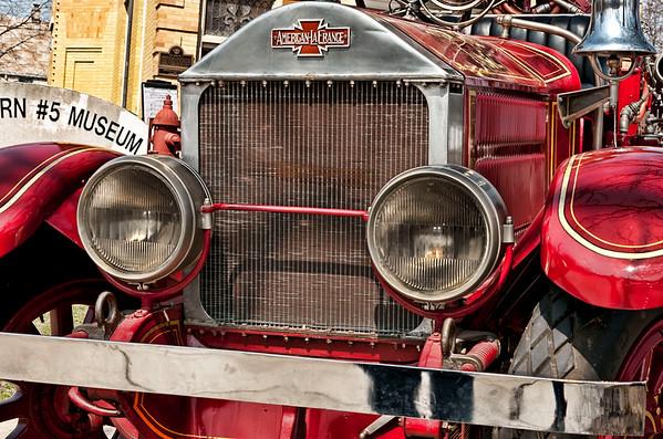 **Updated 2011** Elgin Fire Museum Open House - Sept. 18, 2010