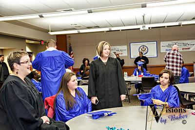 January 2016 Graduation