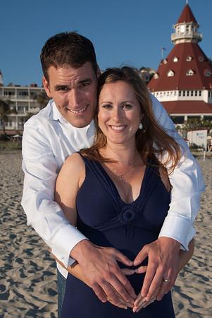 Brad and Gina Maternity