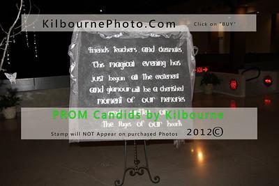 Union Prom Candids 2012
