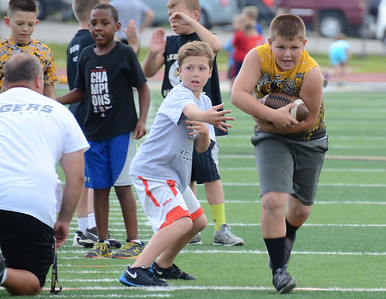 Football - Youth Camp 2015