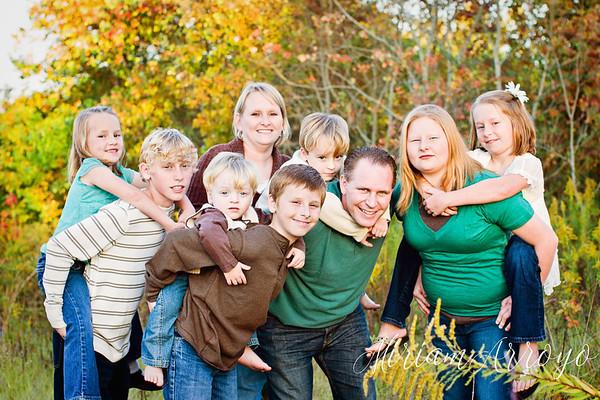 Cronin Family