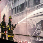 9/11 NEVER FORGET Mobile Exhibit visits Charleston, SC - 2016