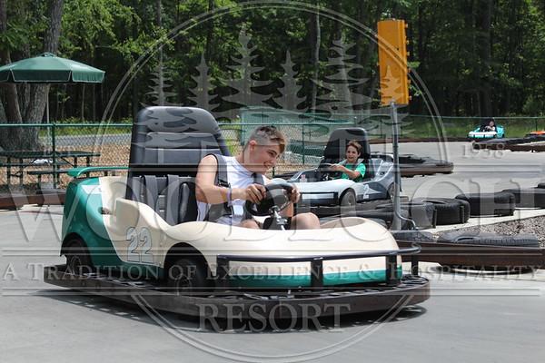 July 20 - Go Karts
