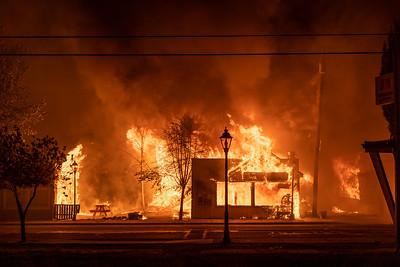 Almeda Fire | Wildfire in Talent & Phoenix Oregon | Sept 8-9, 2020
