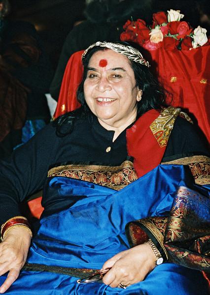 Diwali Puja, 7 November 1999, Delphi Greece