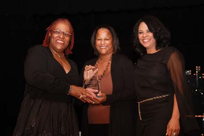 Sac Black Chamber Annual Installation and Business Awards Banquet at the Radisson Hotel on December 1, 2011