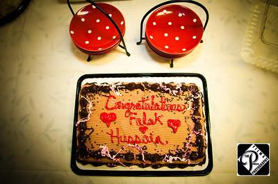 Hussain & Falak Engagement