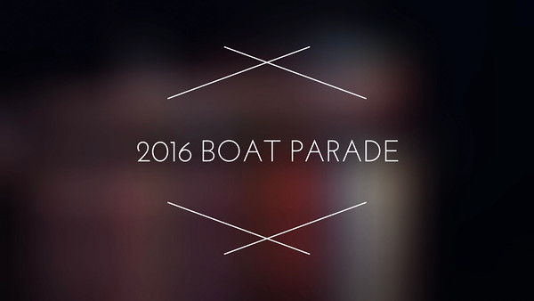 Boat Parades