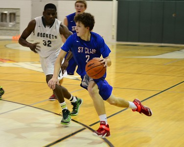 New Haven_St. Clair Basketball 2.5.15