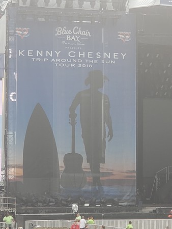 2018 Kenny Chesney - Philly, Pa Lincoln Financial Field 6/9/18
