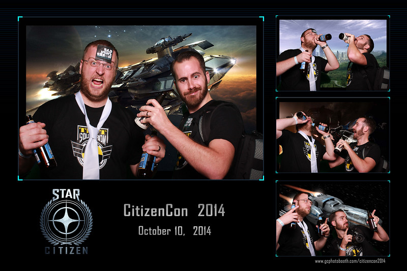 Citizencon 2014  Photo Booth Prints