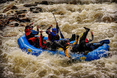 Mountain Whitewater Descents 2014