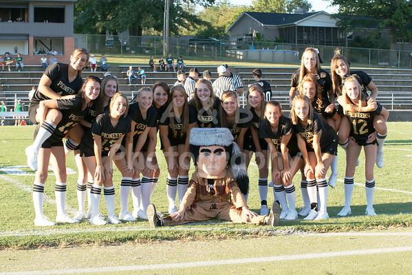 Cheerleaders 2010