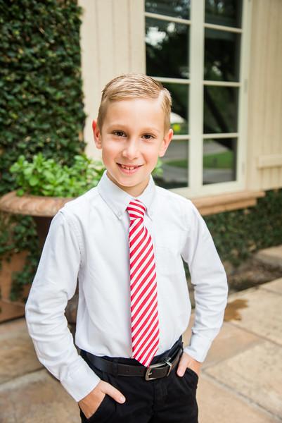 Levi  is 8