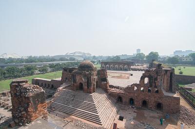 Feroze Shah Kotla, Delhi