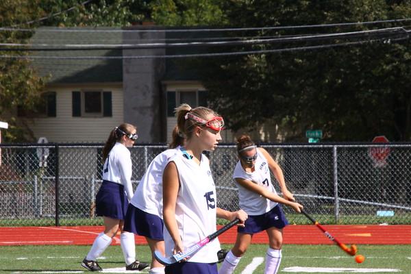 girls fieldhockey vs moravia