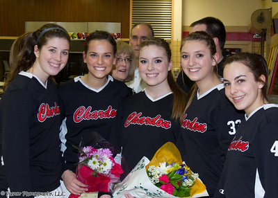 CHS Girls Senior Recognition