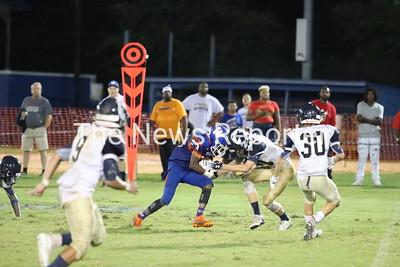 WHS vs. NBHS football - 8.23.19