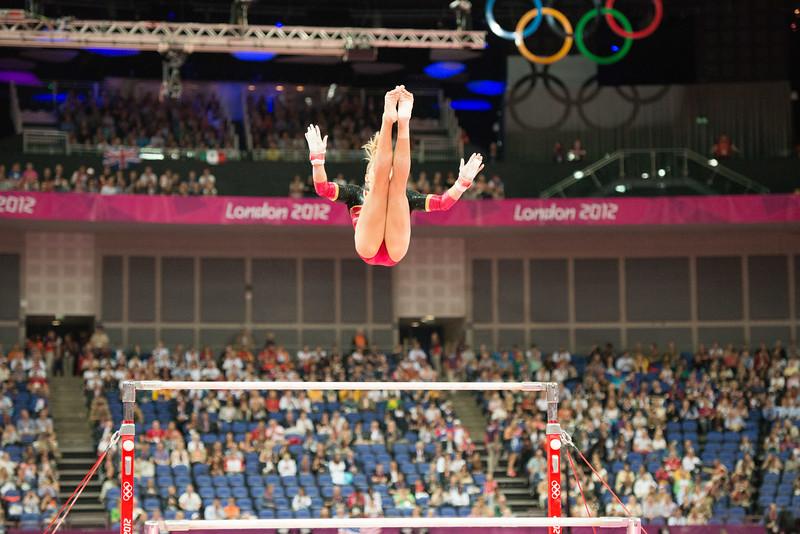 __02.08.2012_London Olympics_Photographer: Christian Valtanen_London_Olympics__02.08.2012_D80_4400_final, gymnastics, women_Photo-ChristianValtanen