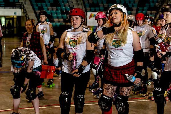 BF2016 G5 - Team Ontario vs. Queen City Junior Roller Girls