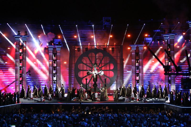 Celebrity Fight Night Italy 2018
