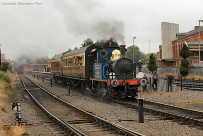 Autumn Steam Gala - September 2017