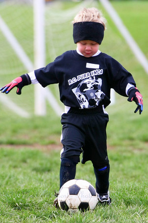 Coach Ivan Legoas *#1-BLACK* 3 Yrs Old