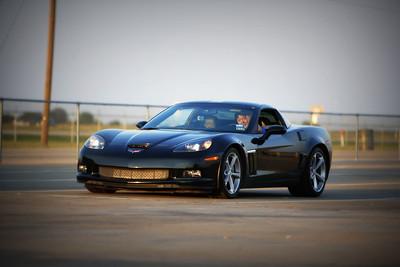 Dallas Raceway Test N Tune 7-6-2012
