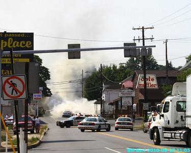 MVC with Fire, Hazleton, 8/20/10