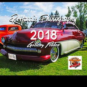 2018 Custom Car Show Folder