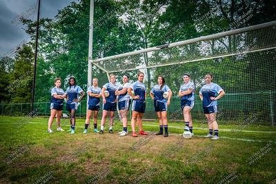 Notre Dame Ladies Team