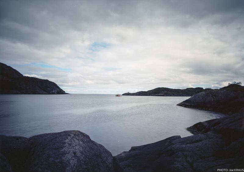 Loney Ship, Lofoten