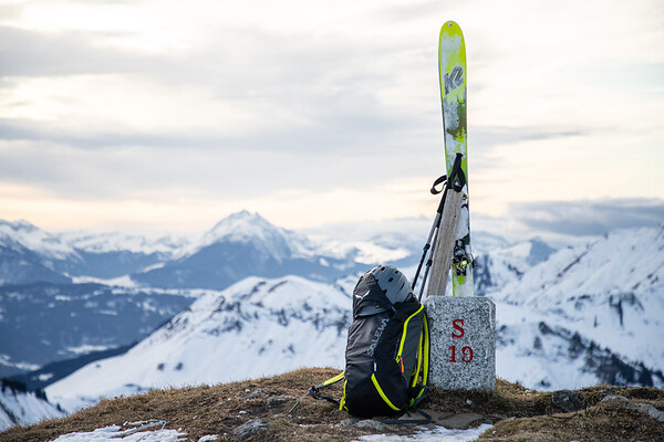 Ski the Alps!