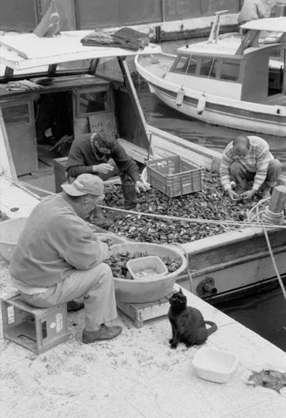 Fisherman's Pier - Istanbul, Turkey