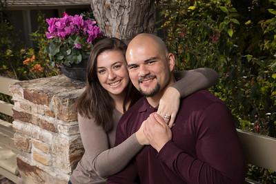Caitlin & Patrick Engagement Photos 10-14-17