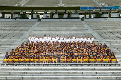 32355 WVU Football Team August 2016